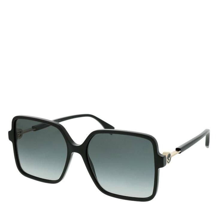 Sonnenbrille, Fendi, FF 0411/S Sunglasses Black