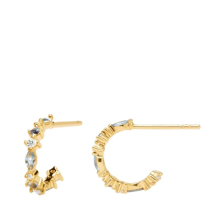 Ohrring, PDPAOLA, Ombré Earring Yellow Gold