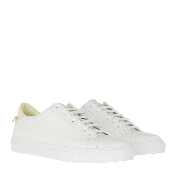 shoes, Givenchy, Urban Street Sneaker Pale Yellow