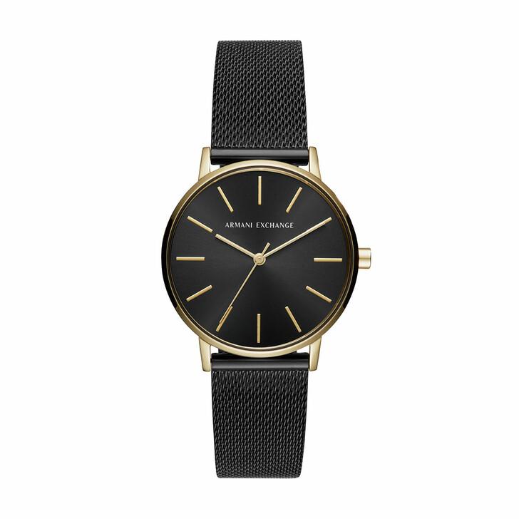 watches, Armani Exchange, AX5548 Ladies Watch Gold