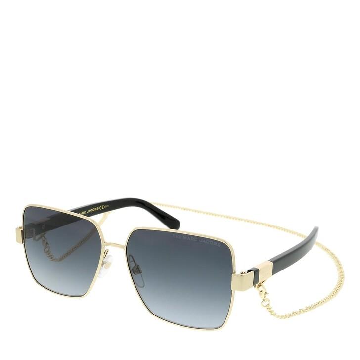sunglasses, Marc Jacobs, MARC 495/S Gold