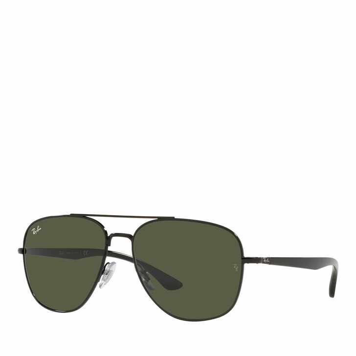 sunglasses, Ray-Ban, Unisex Sunglasses 0RB3683 Black
