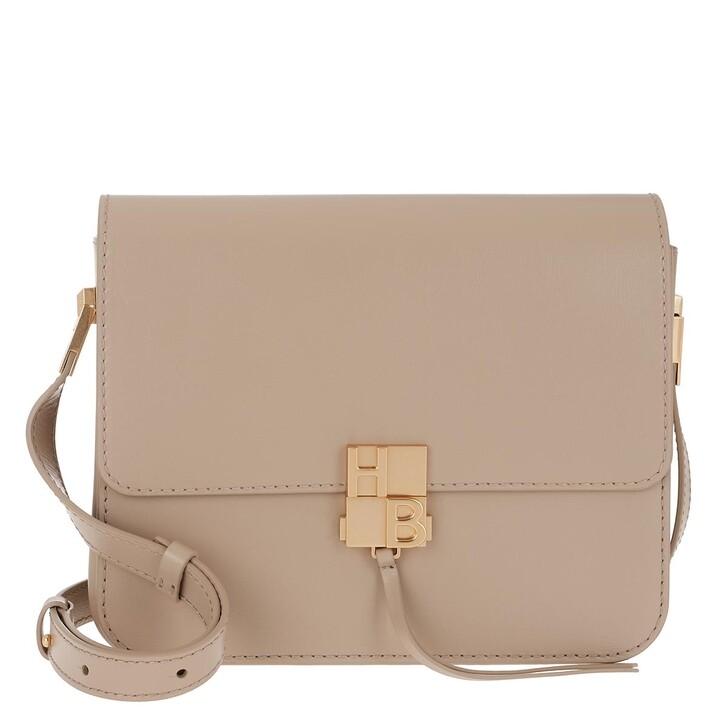Handtasche, Boss, Ella Shoulder Bag Light Pastel Brown