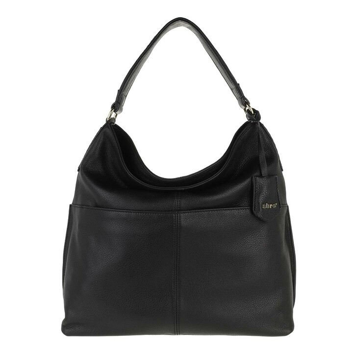 Handtasche, Abro, Shoulder Bag Sira Black
