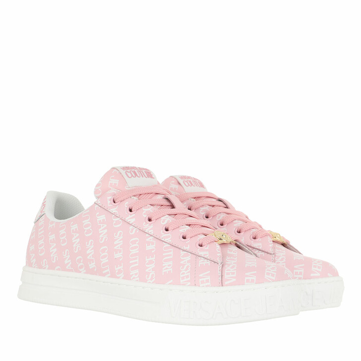 Schuh, Versace Jeans Couture, Linea Fondo Court 88 Sneaker Pink