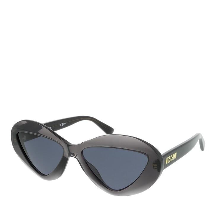 Sonnenbrille, Moschino, MOS076/S Grey