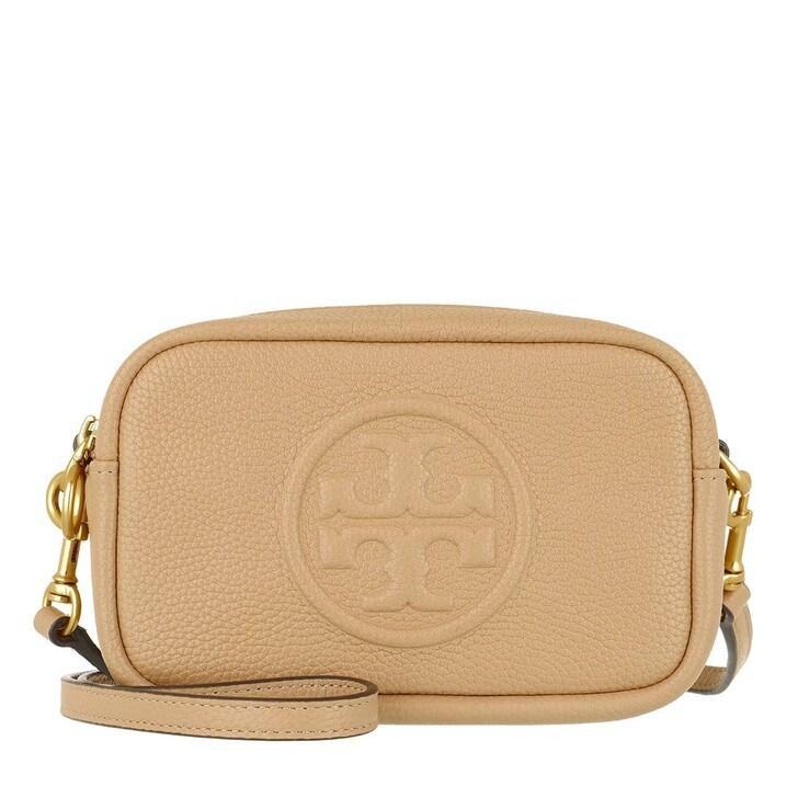 Handtasche, Tory Burch, Perry Bombe Mini Bag Devon Sand