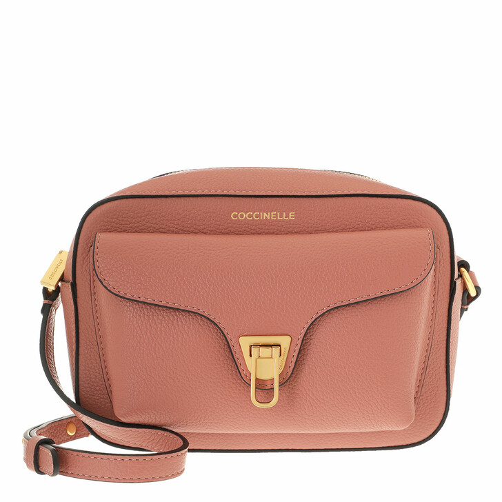 Handtasche, Coccinelle, Beat Soft Mini Crossbody Bag Litchi