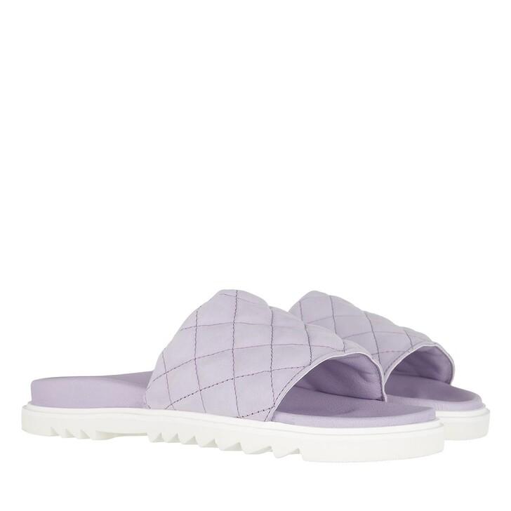 Schuh, Copenhagen, Sandals Nabuc Lavender