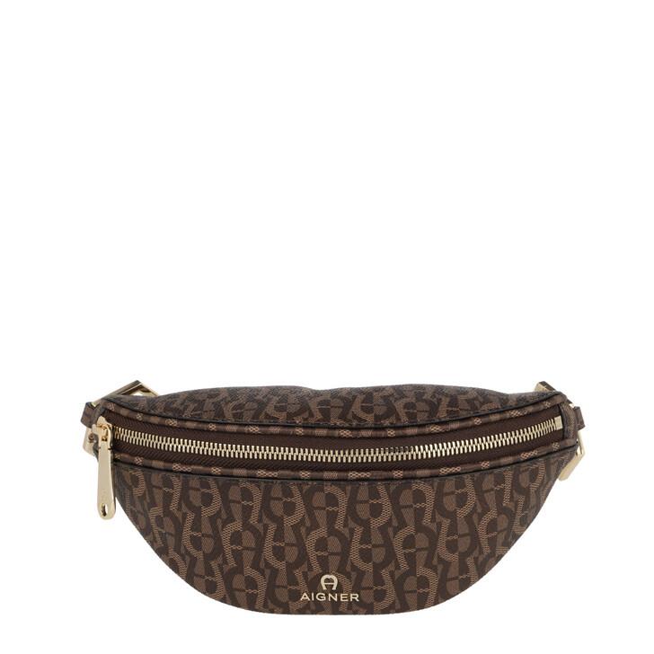 Handtasche, AIGNER, Belt Bag Fashion Fango