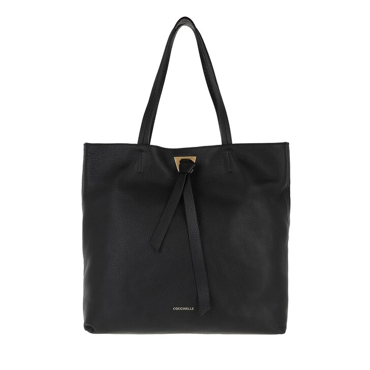 Handtasche, Coccinelle, Joy Shopper Noir