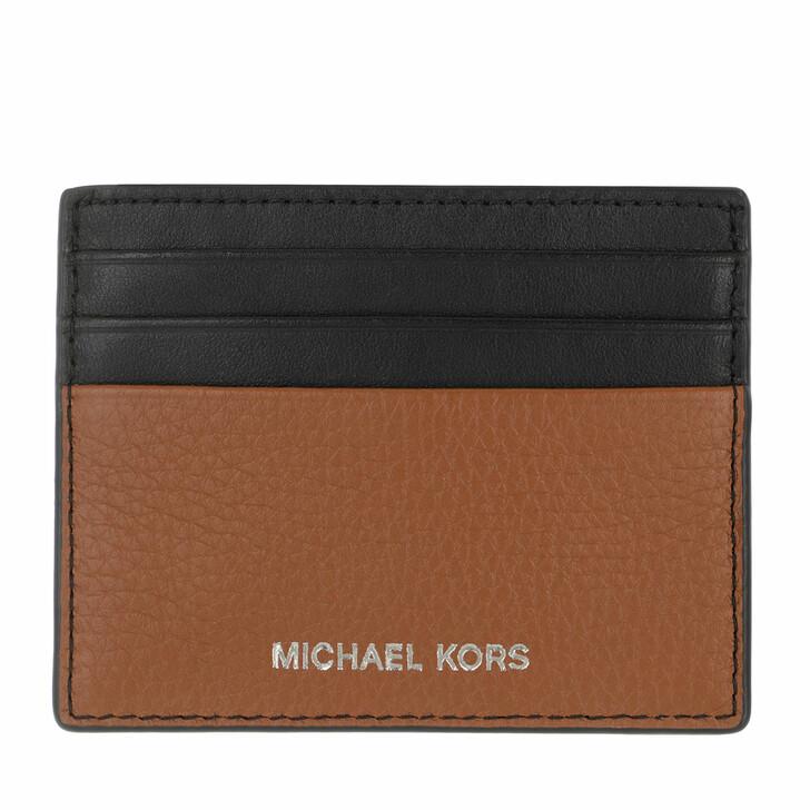Geldbörse, MICHAEL Michael Kors, Tall Card Case Luggage