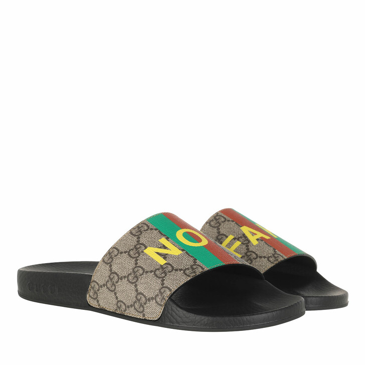 Schuh, Gucci, Not Fake Slipper Multicolor