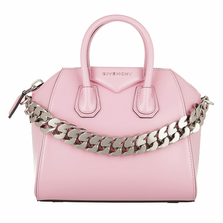 Handtasche, Givenchy, Mini Antigona Crossbody Bag Pink