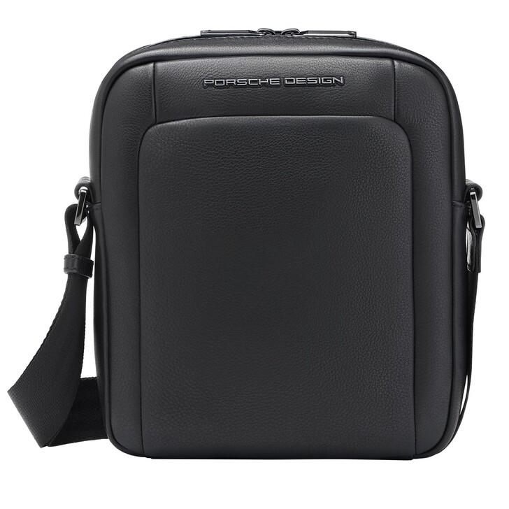 Handtasche, Porsche Design, Roadster Extra Small Shoulder Bag Black