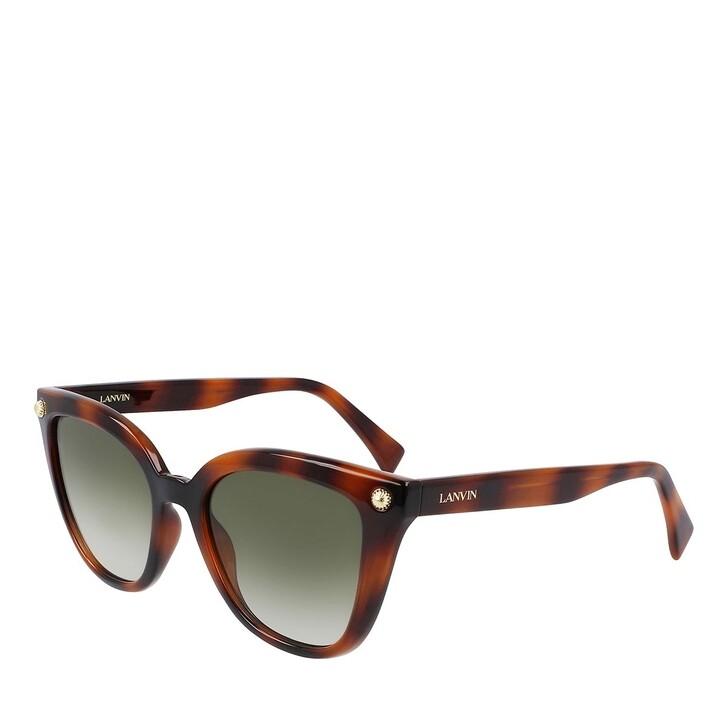 sunglasses, Lanvin, LNV602S HAVANA