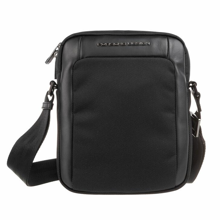 bags, Porsche Design, Roadster Extra Small Shoulder Bag Black