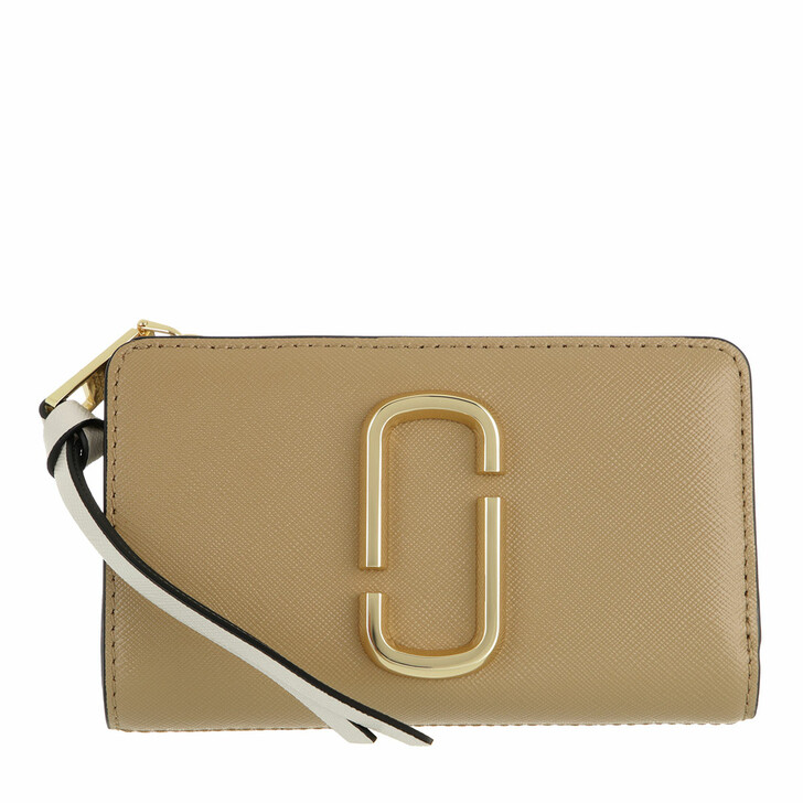 wallets, Marc Jacobs, The Snapshot Compact Wallet New Sandcastle Multi