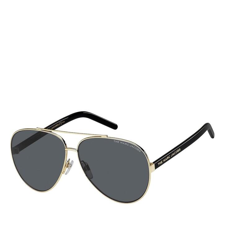 sunglasses, Marc Jacobs, MARC 522/S GOLD BLACK