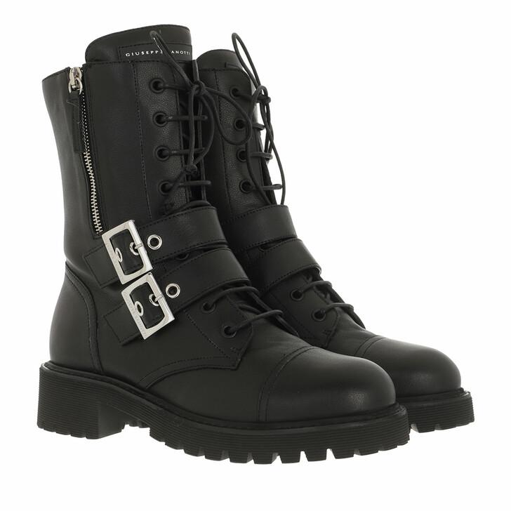 shoes, Giuseppe Zanotti, Noble Sp 1.2-1.3 Bootie Black