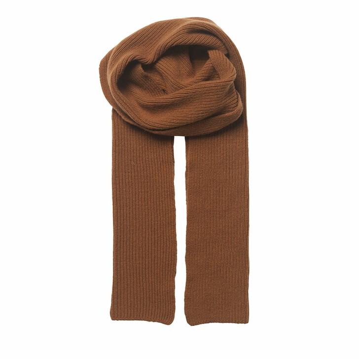 scarves, Becksöndergaard, Cass Scarf Pecan Brown