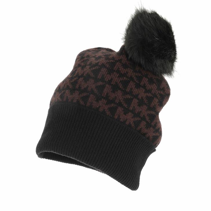 hats, MICHAEL Michael Kors, Mini Mk Logo Hat