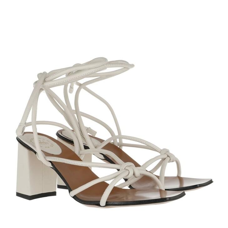 Schuh, ATP Atelier, High Heel Sandal Ice White