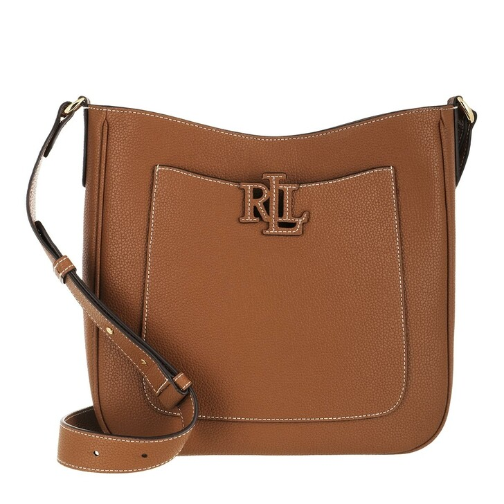bags, Lauren Ralph Lauren, Cameryn 29 Crossbody Medium Lauren Tan/Ecru