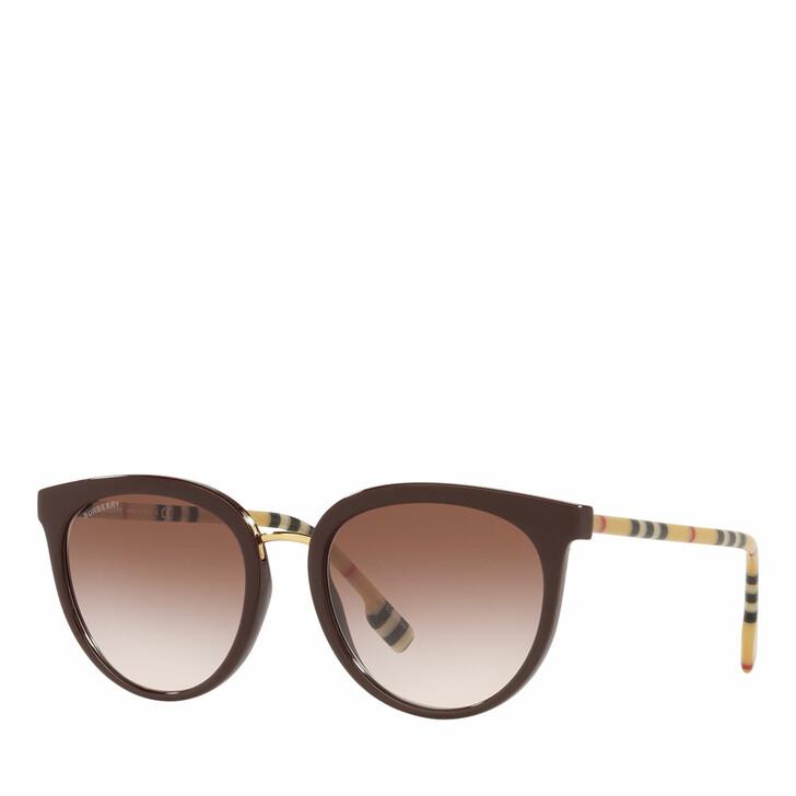 sunglasses, Burberry, Woman Sunglasses 0BE4316 Bordeaux