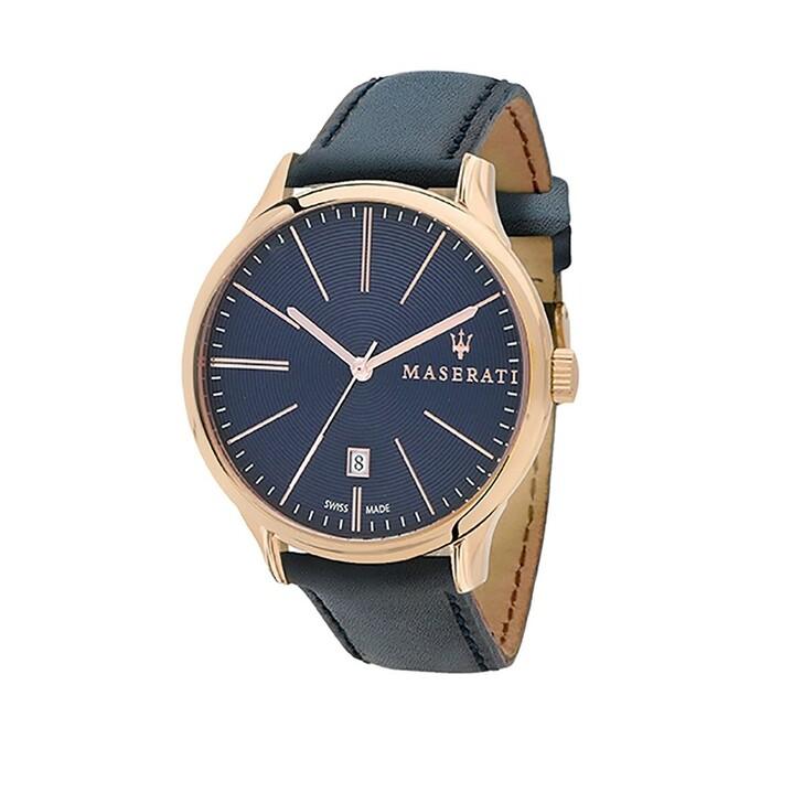 watches, Maserati, ATTRAZIONE 43mm Blue