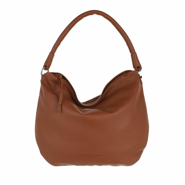 Handtasche, Liebeskind Berlin, Lova Hobo Bag New Bourbon