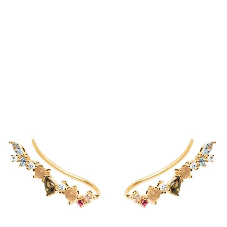 Ohrring, PDPAOLA, Euphoria Gold Earring Yellow Gold