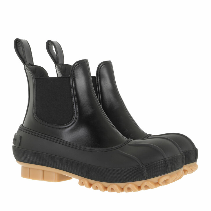 shoes, Stella McCartney, Boots Leather Black