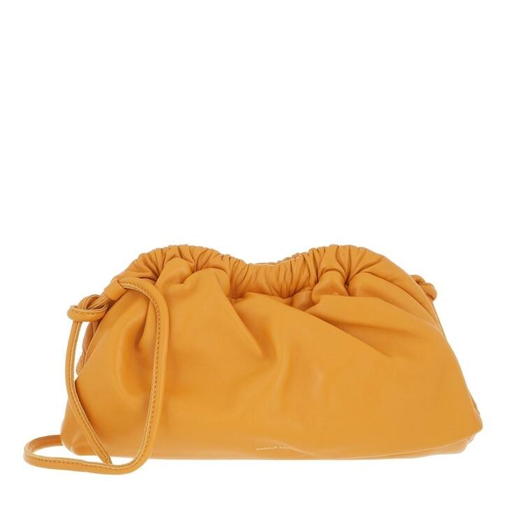 bags, Mansur Gavriel, Mini Cloud Clutch Leather Sole