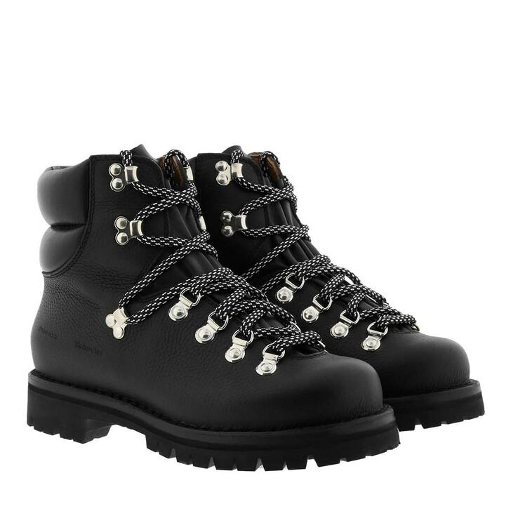 Schuh, Proenza Schouler, Boot Leather Nero
