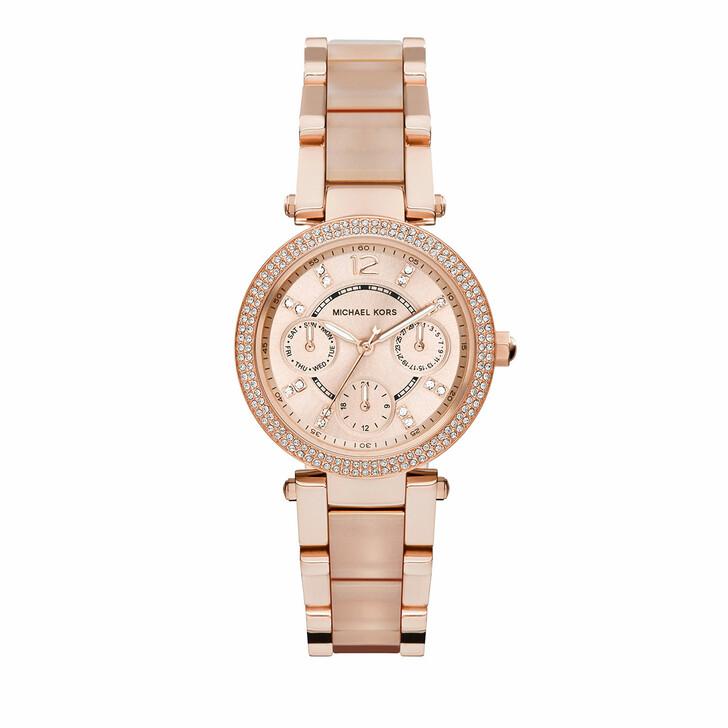 Uhr, Michael Kors, Mini Parker Watch Rose gold