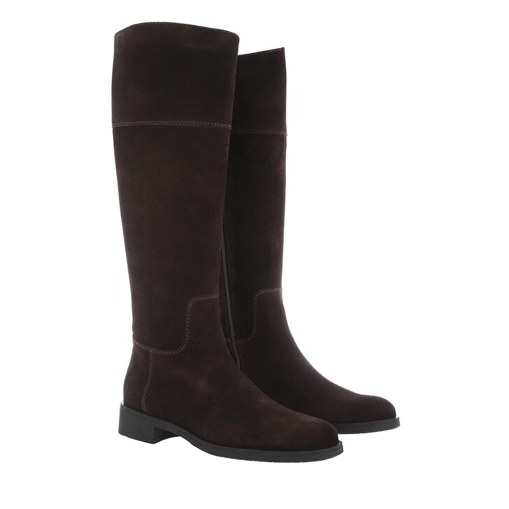 shoes, Mascaró, Napoli Boots Leather Mokka