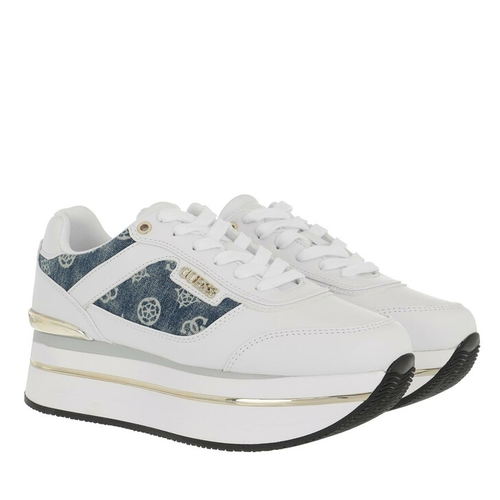 Schuh, Guess, Hansin Active White