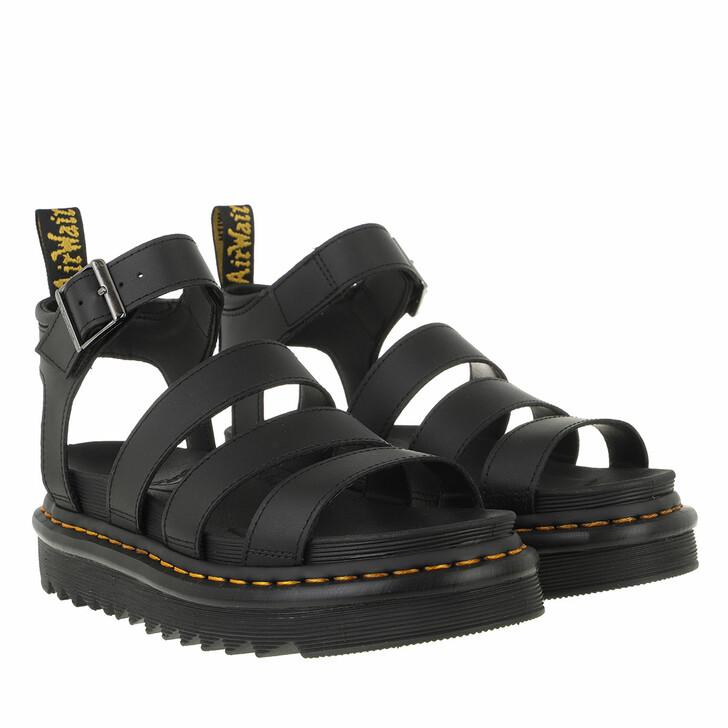 Schuh, Dr. Martens, Blaire Hydro Sandal Black