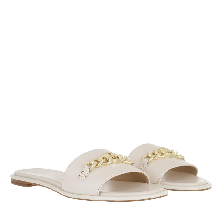 shoes, MICHAEL Michael Kors, Rina Slide Lt Cream