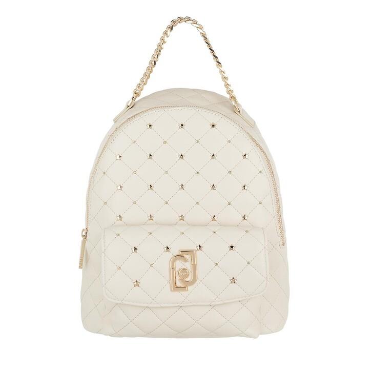 Reisetasche, LIU JO, Medium Backpack Alabaster