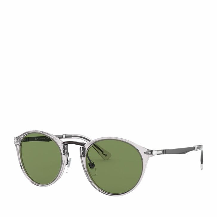 sunglasses, Persol, 0PO3248S TRANSPARENT GREY
