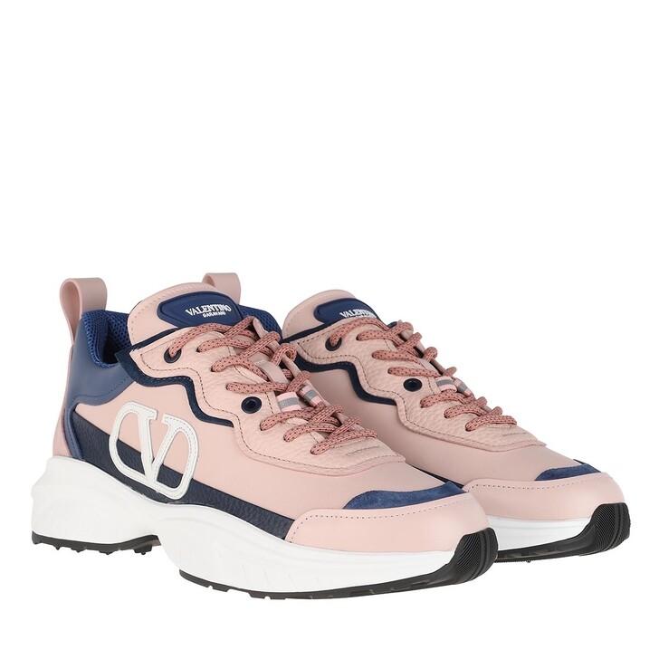 Schuh, Valentino Garavani, Shegoes Sneakers Pink/Multicolour