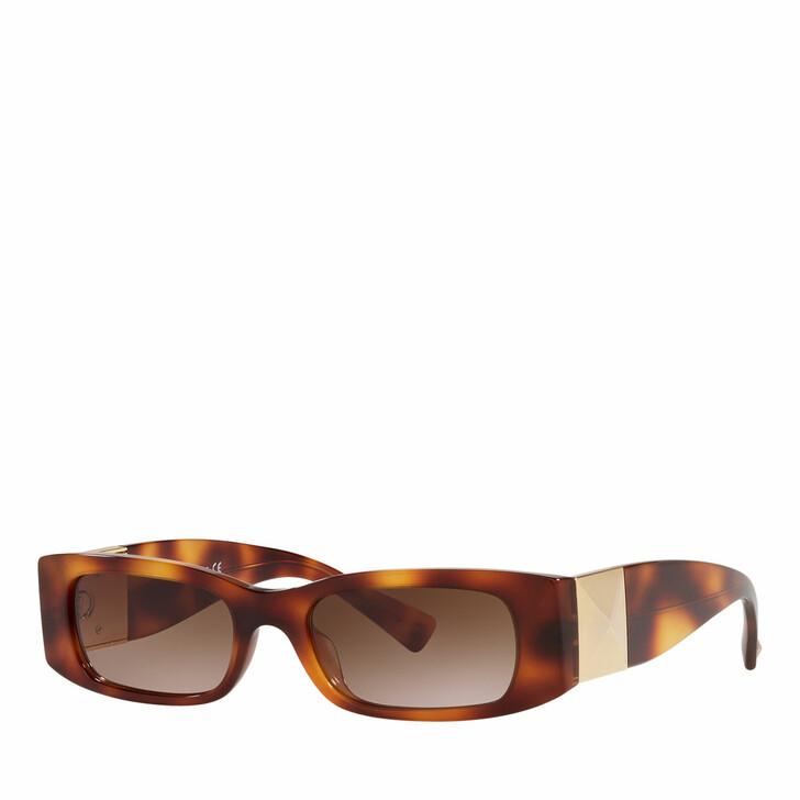 sunglasses, Valentino Garavani, Woman Sunglasses 0VA4105 Havana