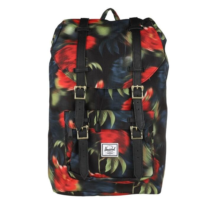 Reisetasche, Herschel, Little America Mid-Volume Backpack Blurryrose