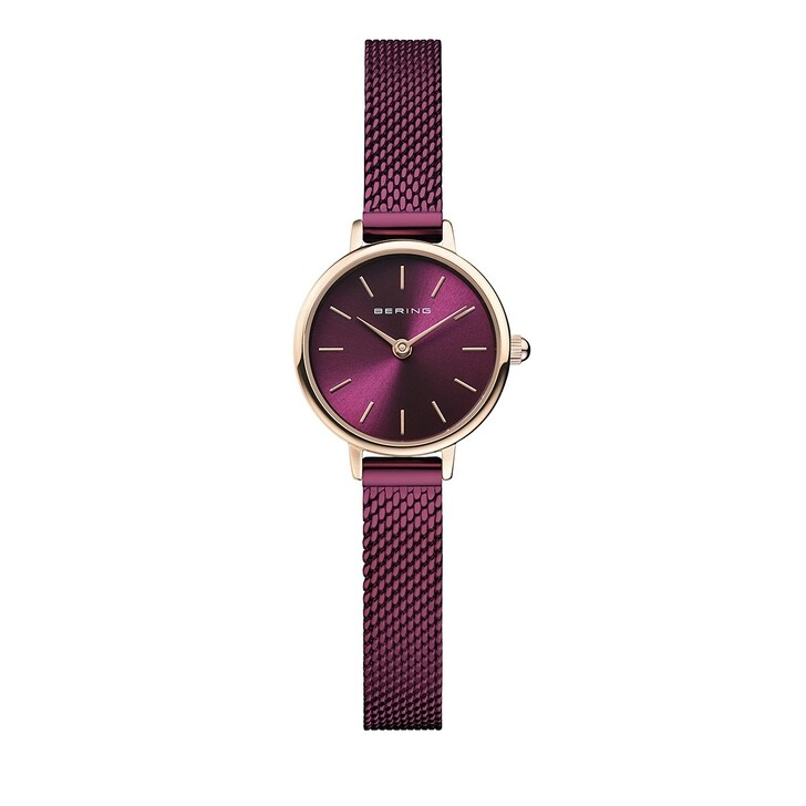 watches, Bering, Watch/Classic/Women Violet