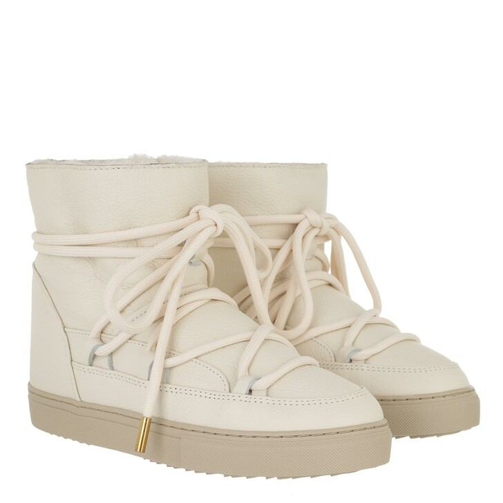 shoes, INUIKII, Full Leather  Off-White