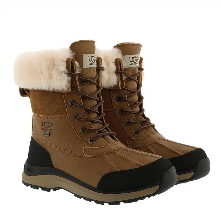 shoes, UGG, W Adirondack Boot III Chestnut