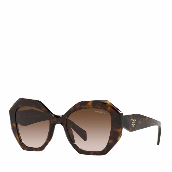 Sonnenbrille, Prada, 0PR 16WS TORTOISE