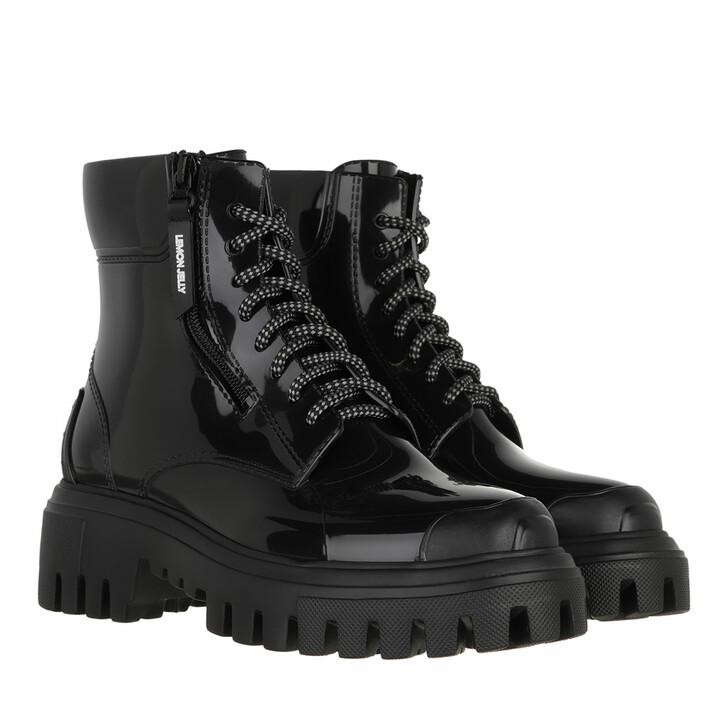 shoes, Lemon Jelly, Stroller 01 Chelsea Boot Black